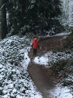 STORY WONDERS: THE FIRST SNOW DAY - Red Jacket