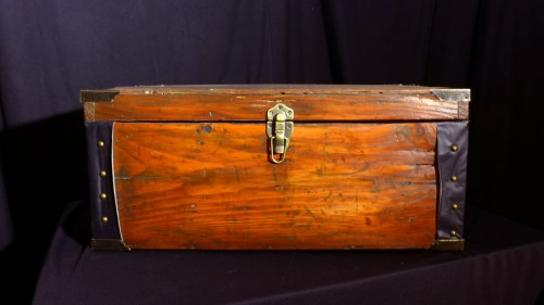 The final Trunk.