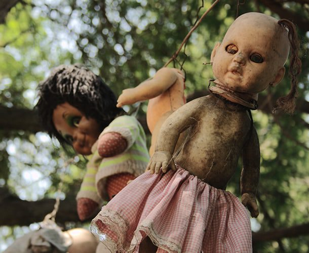 Island of the Dolls, Xochimilco: