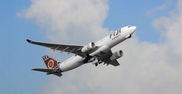 Fiji Airways feature