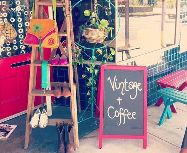 It's Vintage Darling - Café and Vintage shop