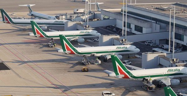 Travel Agent Alitalia