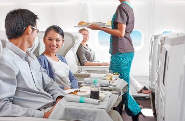 Fiji Airways staff