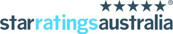 Star Ratings Australia - Logo (CMYK) - Large