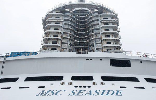 Travel Agent msc-seaside