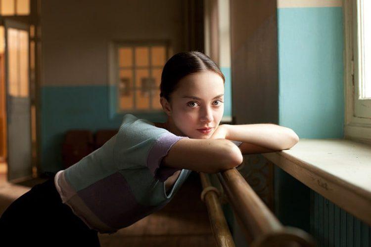 ... Polina - starring Anastasia Shevtsova ...