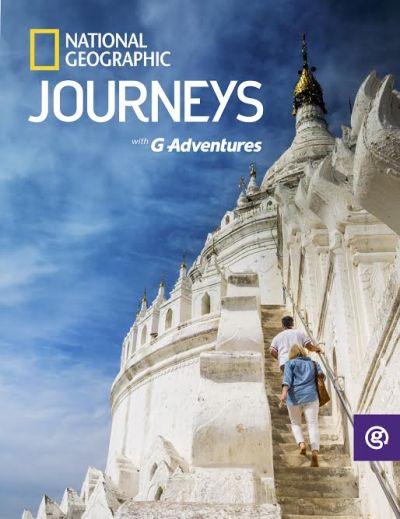 G Adventures brochure