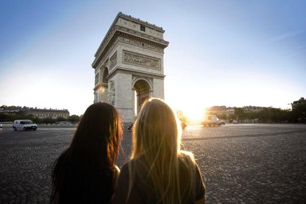 Paris with Contiki