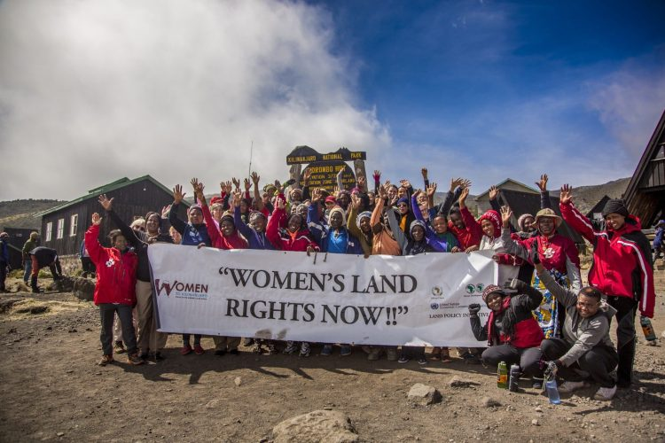 Last year, Intrepid Travel partnered with ActionAid to help lead the way for women's land rights in Africa. ActionAid has been working with women farmers in rural Africa, to help them seek justice and fight for the basic rights they deserve to give their families a chance for a secure future.