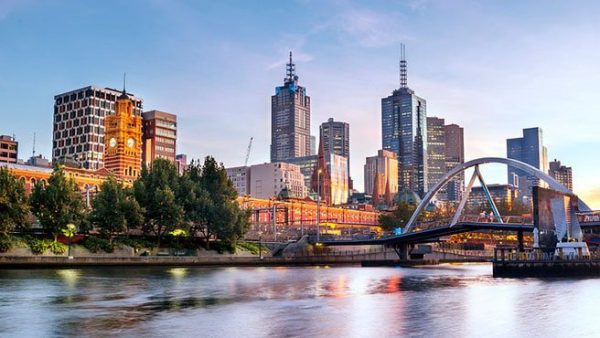 Top Cities Melbourne