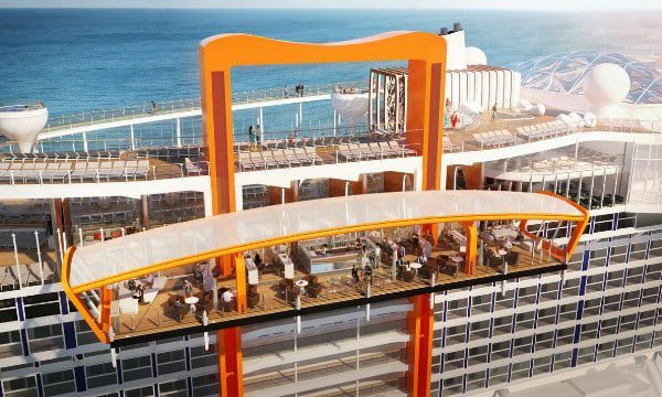 Celebrity Cruises Magic Carpet