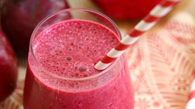 Dose up on smoothies and vitamins