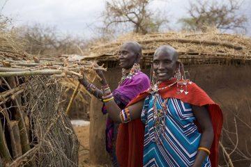 AW masai woman