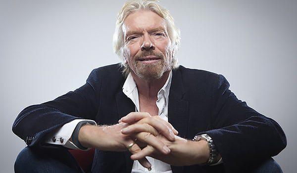 Keep a brain like Branson