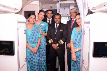 Image: SriLankan Airlines/Facebook