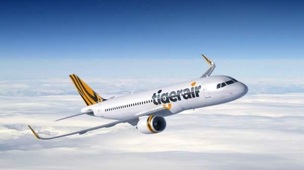 Tigerair feature