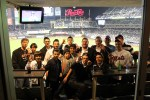 Group picture at Citi Field
