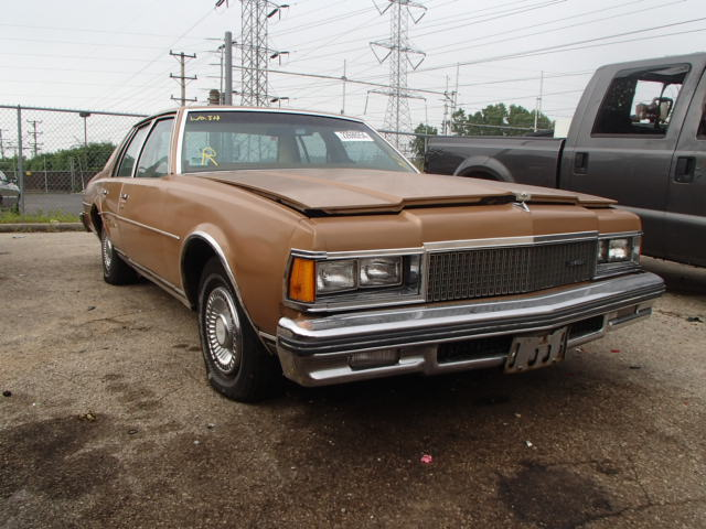 '77 Chevy Caprice - Kars for Kids