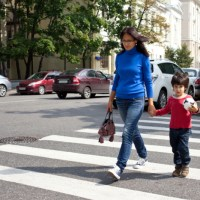 Drivers of Pricey Cars Less Likely to Stop for Pedestrians