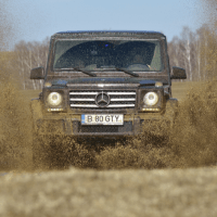 Off-Roading: Thumb Really Good Driving Advice