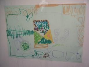 Plan de notre jardin