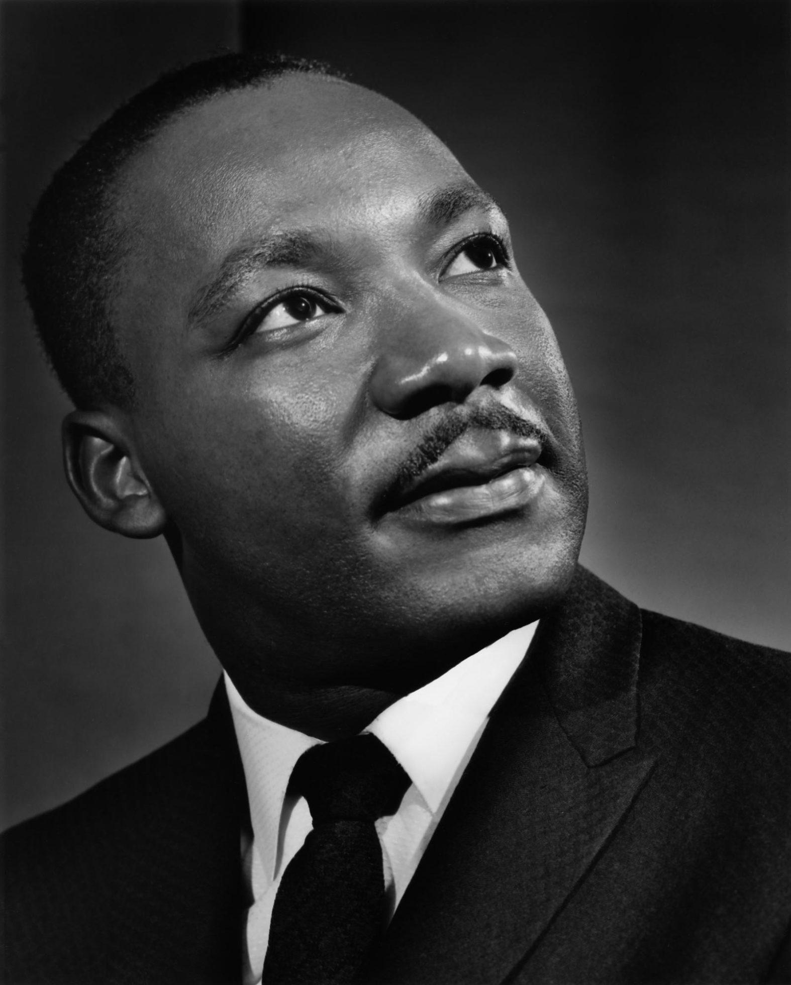 Martin Luther King Yousuf Karsh