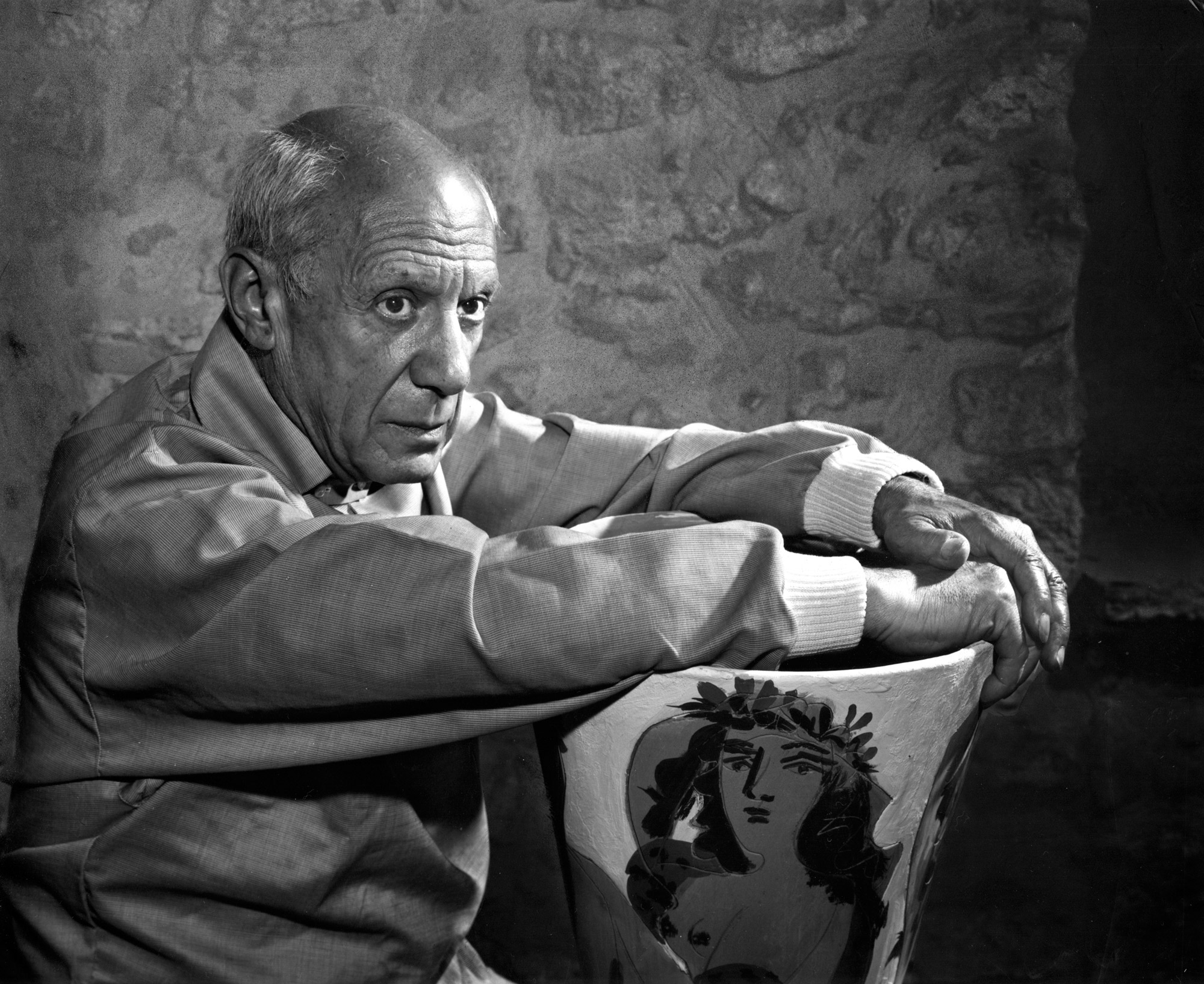Pablo Picasso Yousuf Karsh