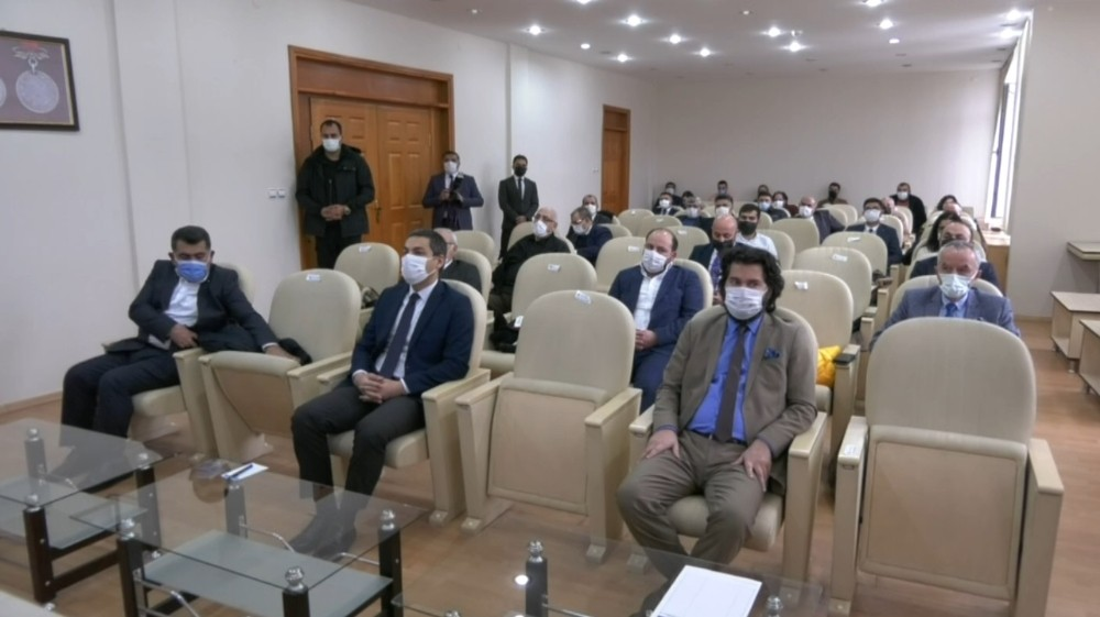 """Kars'ta """"İller ve Destinasyonlar tanıtım"""" toplantısı yapıldı"""