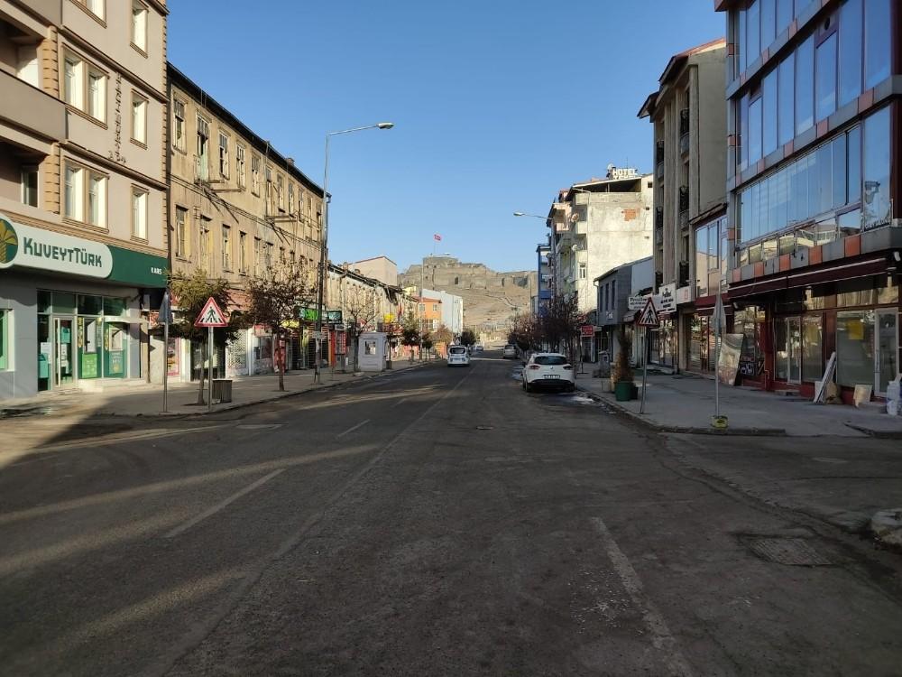 Kars'ta Covid-19 sessizliği