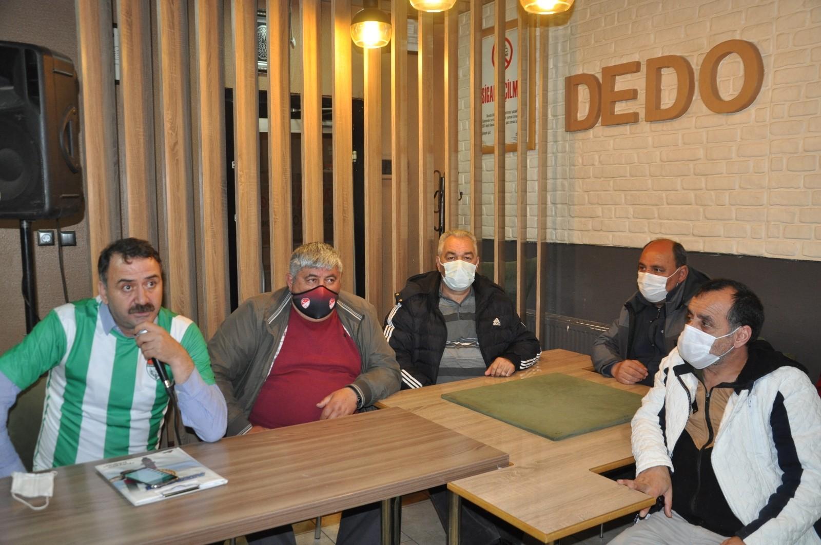 Kars 36 Spor'da Erkan Aydın dönemi başladı