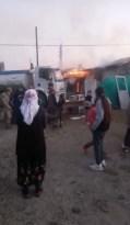 Kars'ta ev yangını, karı-koca dumandan zehirlendi