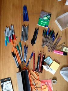 getting-organised
