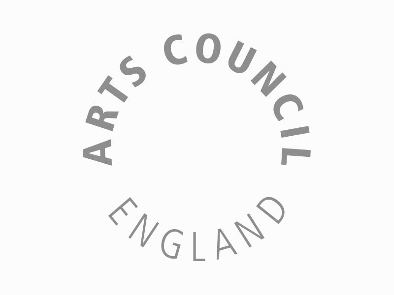 Arts Council logo.