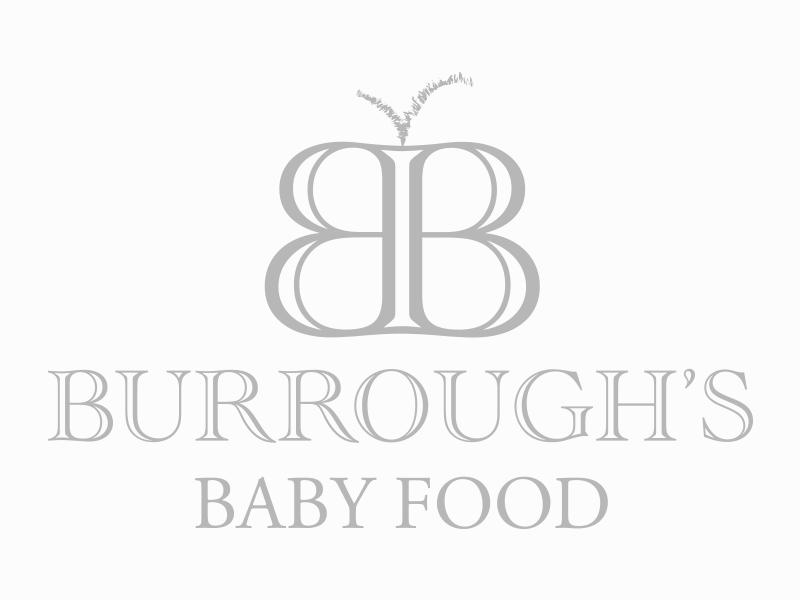 Burroughs Baby Food logo.
