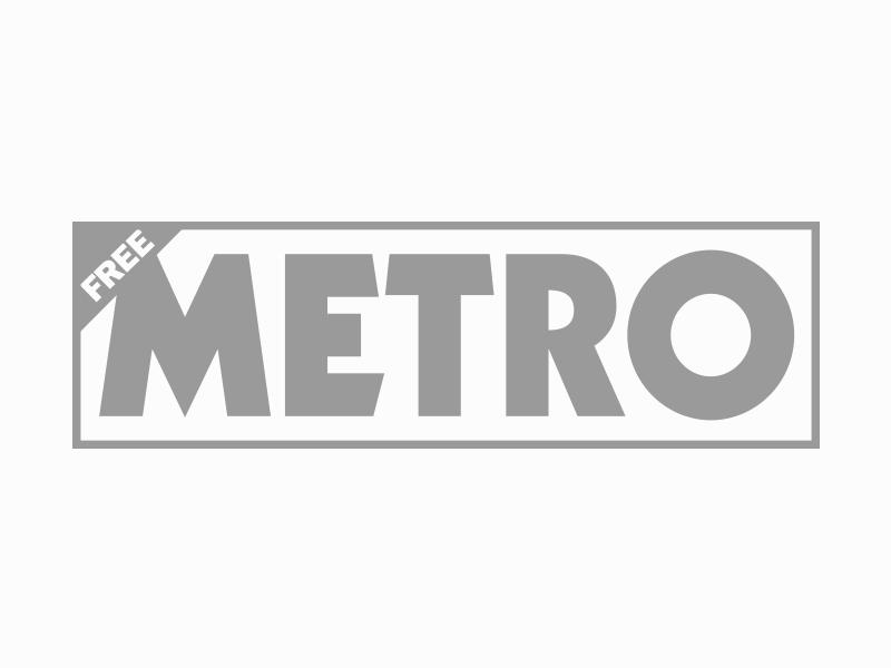 Metro Newspaper logo.