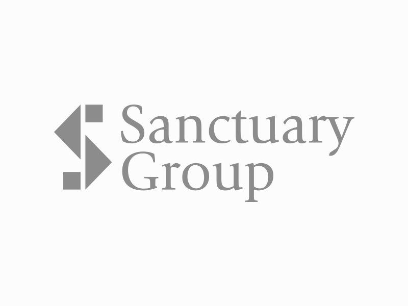 Sanctuary Group logo.