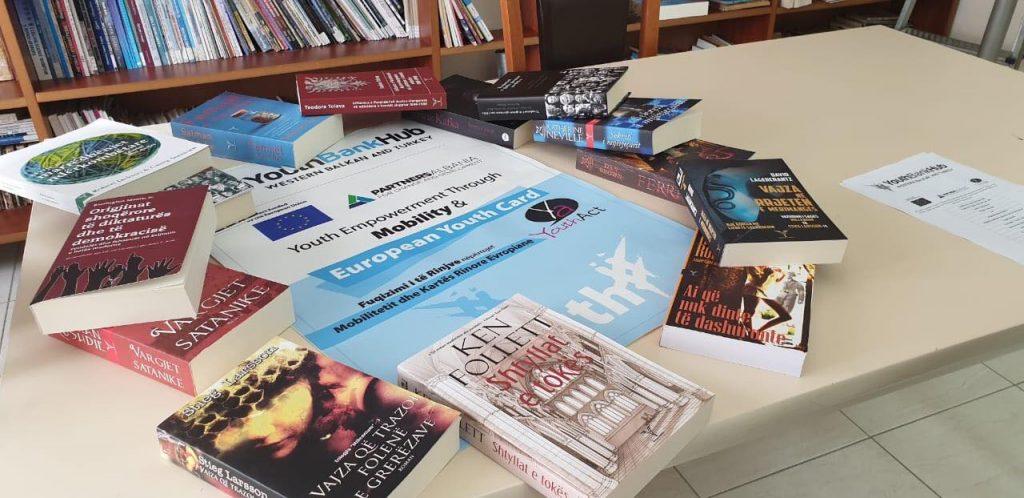 """Qendra Youth Act zhvillon aktivitetin me temë """"Vizitë në Shtëpinë e të Moshuarve, Tiranë"""""""