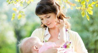 Τα δέκα βήματα για τον επιτυχή θηλασμό