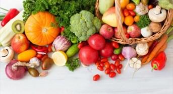 Φρούτα και λαχανικά μετριάζουν τα συμπτώματα της σκλήρυνσης κατά πλάκας