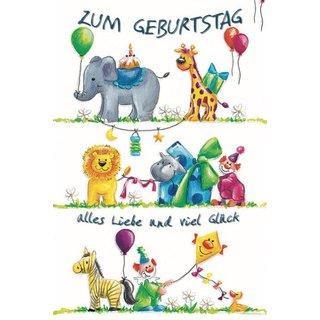 Geburtstagskarten Basteln 30 Diy Ideen Die Einfach Und Schnell Sind