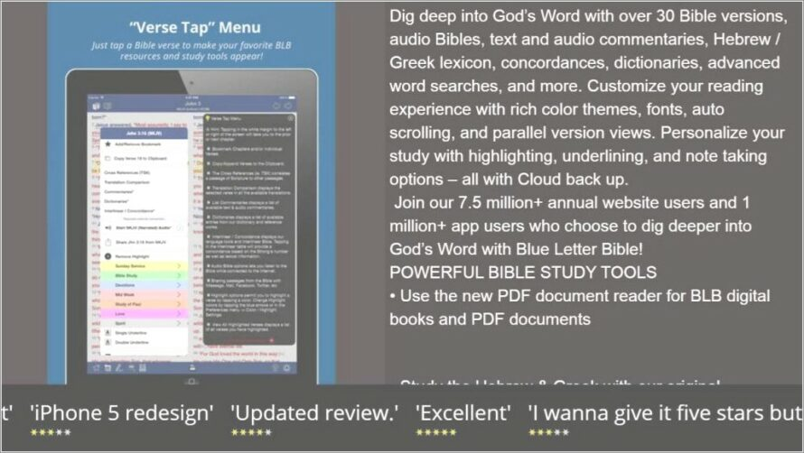 Blue Letter Bible Commentary