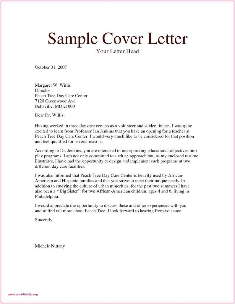 Budtender Cover Letter Examples