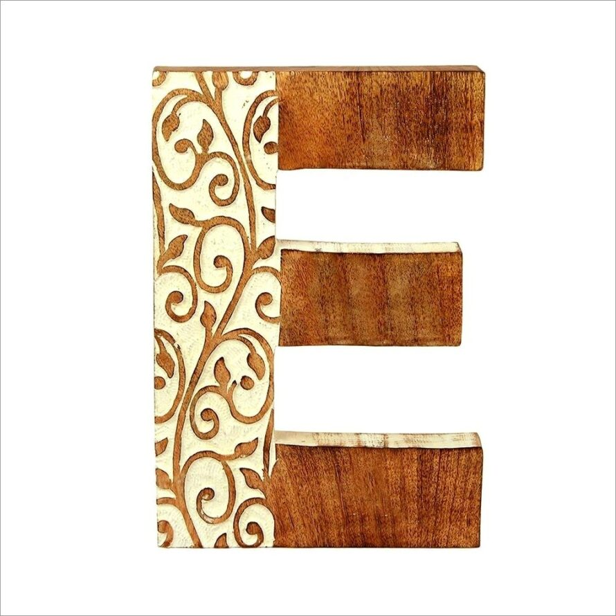 Buy Large Wooden Letters