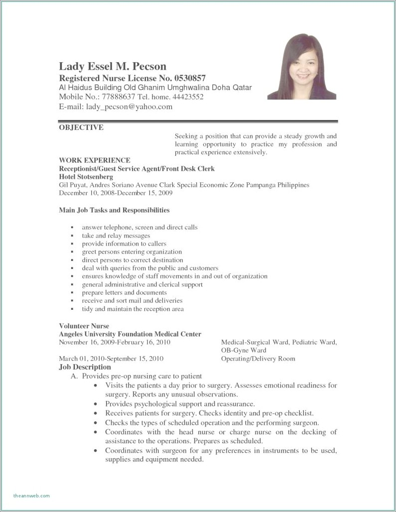 Child Custody Reference Letter Example