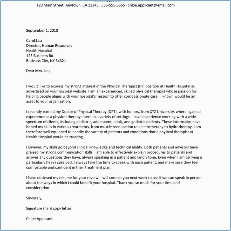 Client Letter For H1b
