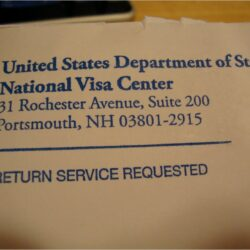 K1 Visa Cover Letter Sample