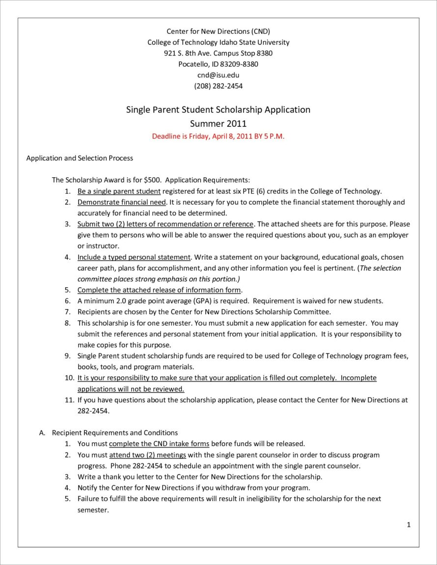 Letter Of Recommendation For Adoption Template