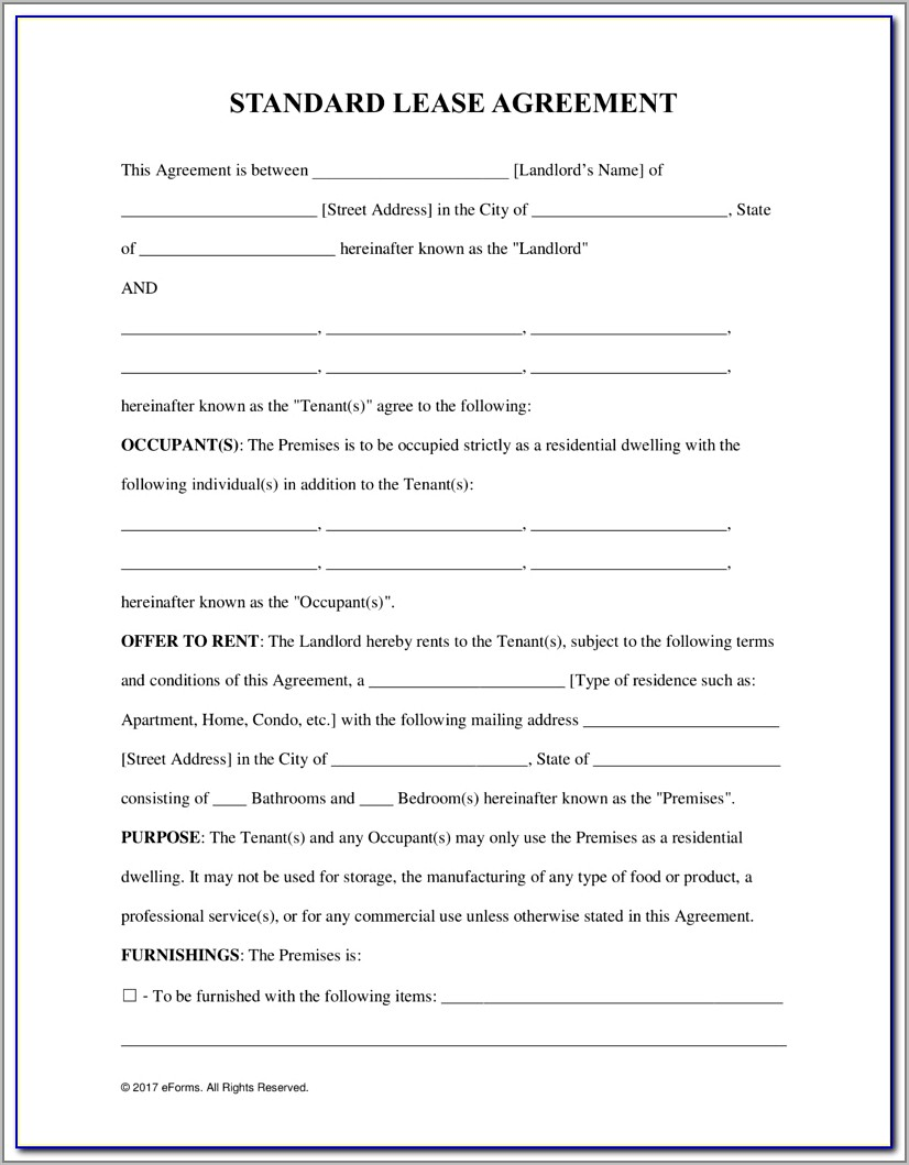 Tenancy Contract Form Abu Dhabi