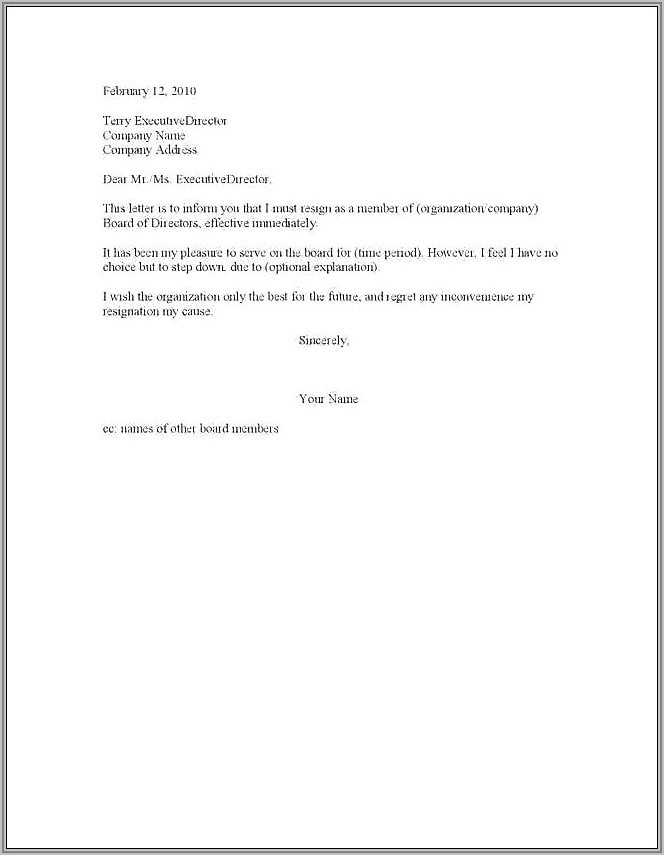Texas 3 Day Notice To Vacate Template