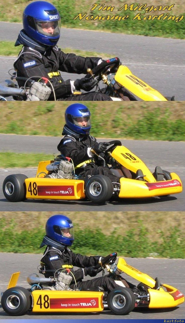 250cc Shifter Karts Superkart